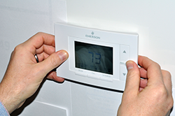 Home Page - Emerson Thermostat